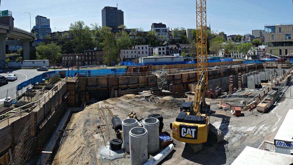 Maison de Lauberivière : premier coup d'œil sur le chantier | 12 juin 2019 | Article par Jean Cazes
