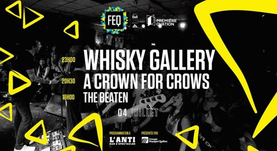 Whisky Gallery • A Crown For Crows • The Beaten