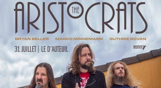 The Aristocrats avec Travis Larson Band