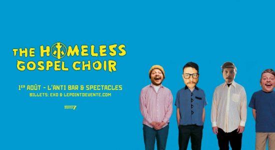 The Homeless Gospel Choir