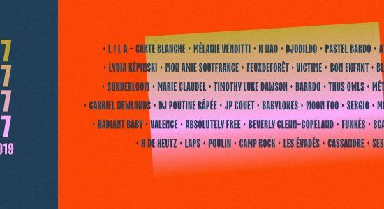 Festival OFF de Québec 2019 – 16e édition