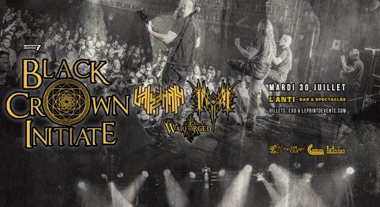 Black Crown Initiate, Vale of Pnath, Inferi, Warforged