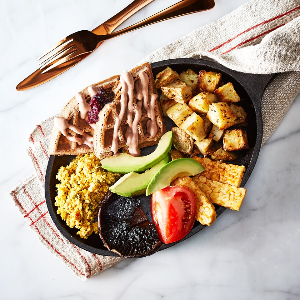 Casserole déjeuner week-end | Copper Branch