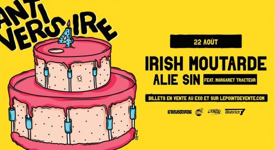 Irish Moutarde avec Alie Sin feat. Margaret Tracteur