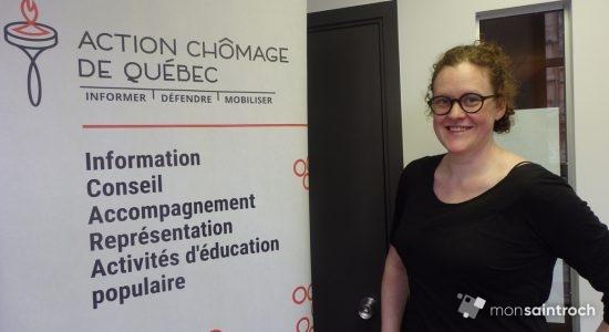 Action Chômage Québecrenaît de ses cendres - Baptiste Piguet