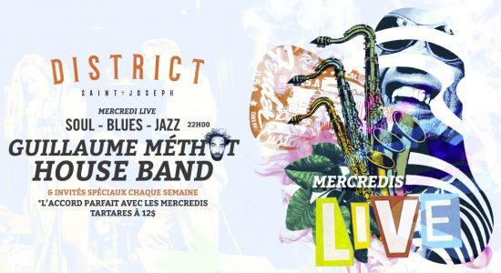 Mercredis Live