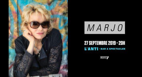 Marjo – Icône du rock Québecois