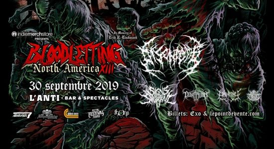 Disentomb, Visceral Disgorge, Signs of the Swarm, Continuum et +