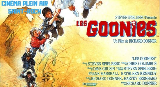 Cinéma plein air : Les Goonies