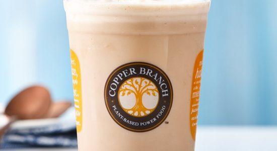 Nouveauté estivale: Le cappuccino glacé bio | Copper Branch