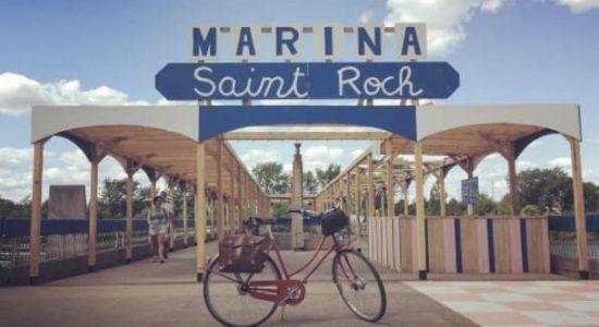 Yoga à la Marina St-Roch