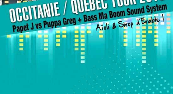 Papet J + Bass Ma Boom & CHX Sound System / 17 août / unïdsounds