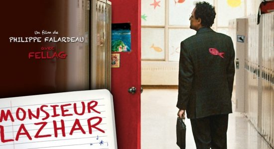 Cinéma plein air : Monsieur Lazhar