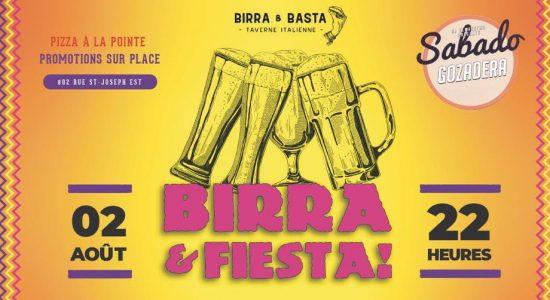 Birra & Fiesta ‣ fiesta latina