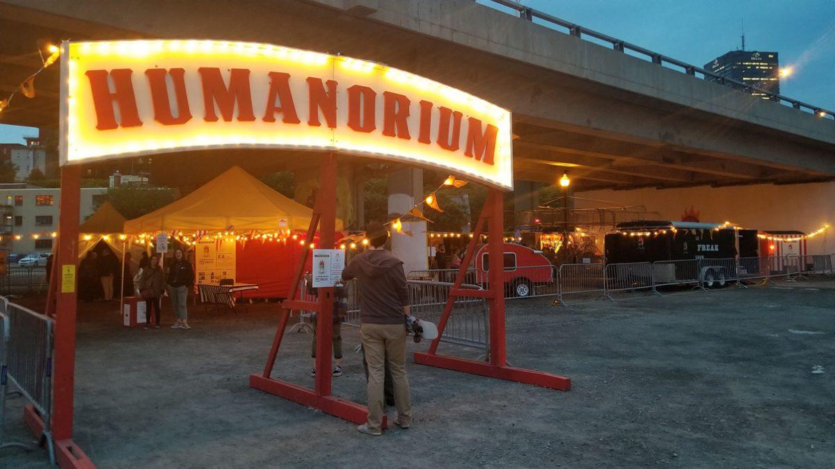 <em>Humanorium</em> : l'humain, « ce n'est pas toujours beau! » | 12 juillet 2019 | Article par Suzie Genest