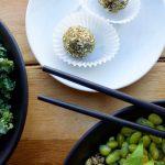 Bouchées sucrées «Les Gourmandises Louca» - Bols et poké