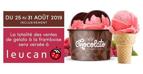 Chocolato s'associe à Leucan | Chocolato