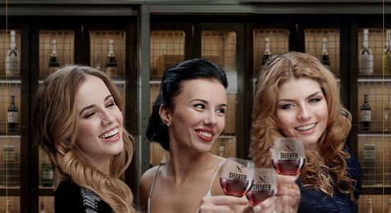 Jeudis soirée de filles | SHAKER St-Joseph – Cuisine & Mixologie