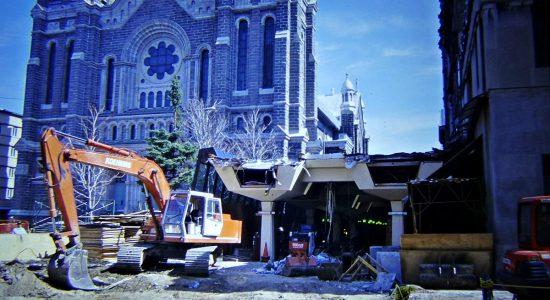 Mai 2000 : retour sur un quartier en mutation - Jean Cazes