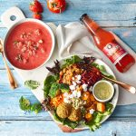 Promotion spéciale sur la soupe gaspacho - Copper Branch