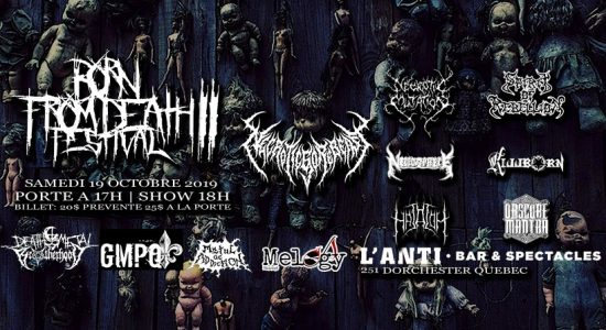 Born From Death Festival II