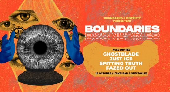 Boundaries Fall Tour 2019