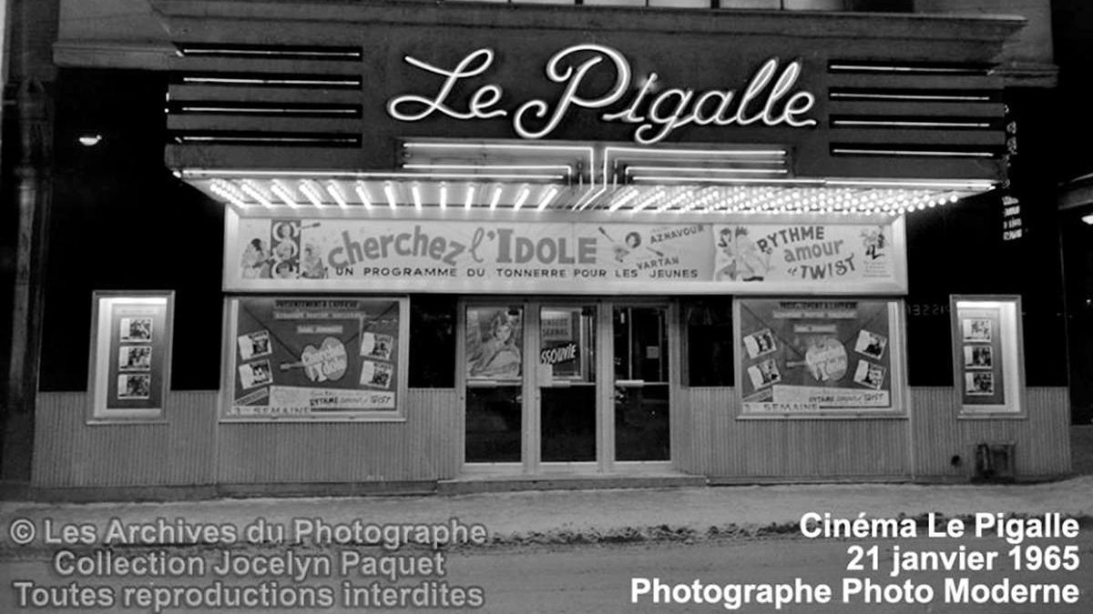 Saint-Roch dans les années 1960 (35) : cinéma Le Pigalle | 3 novembre 2019 | Article par Jean Cazes