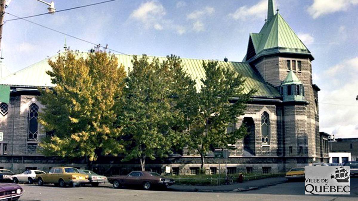 Saint-Roch dans les années 1980 (15): l'église Notre-Dame-de-la-Paix | 21 juin 2020 | Article par Jean Cazes