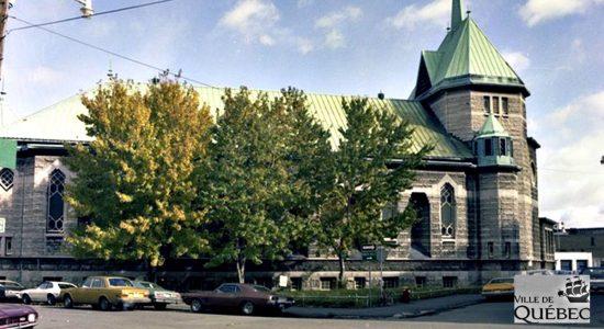 Saint-Roch dans les années 1980 (15): l'église Notre-Dame-de-la-Paix - Jean Cazes