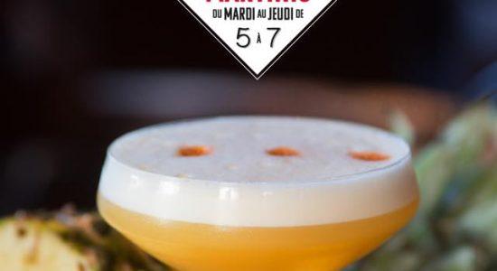 Martinis 2 pour 1   London Jack