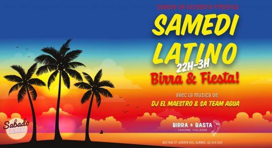 Samedi Birra & Fiesta