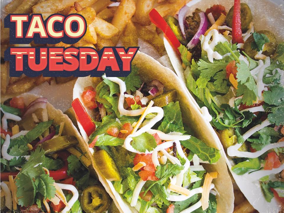 Taco Tuesday | Pub du Parvis