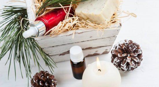 Fabrication de cadeaux aromatiques