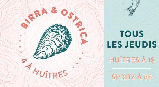 BIRRA & OSTRICO | Birra & Basta