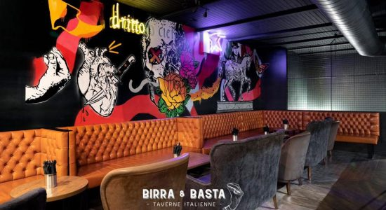 Salon privé | Birra & Basta