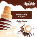 Trempage surprise de novembre - Chocolato