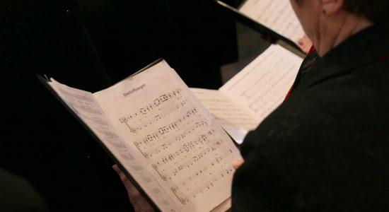 Changement de cap à la chorale Notre-Dame de Saint-Roch - Véronique Demers