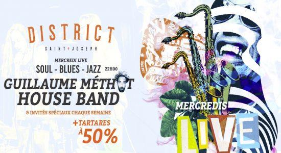 Mercredi Live!
