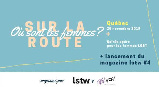 Où sont les femmes? – Québec + lancement
