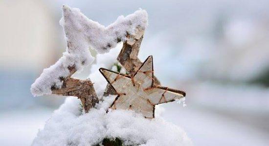 Pop-up de Noël
