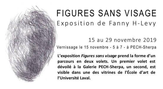 Vernissage de Fanny H-Levy – Figures sans visage