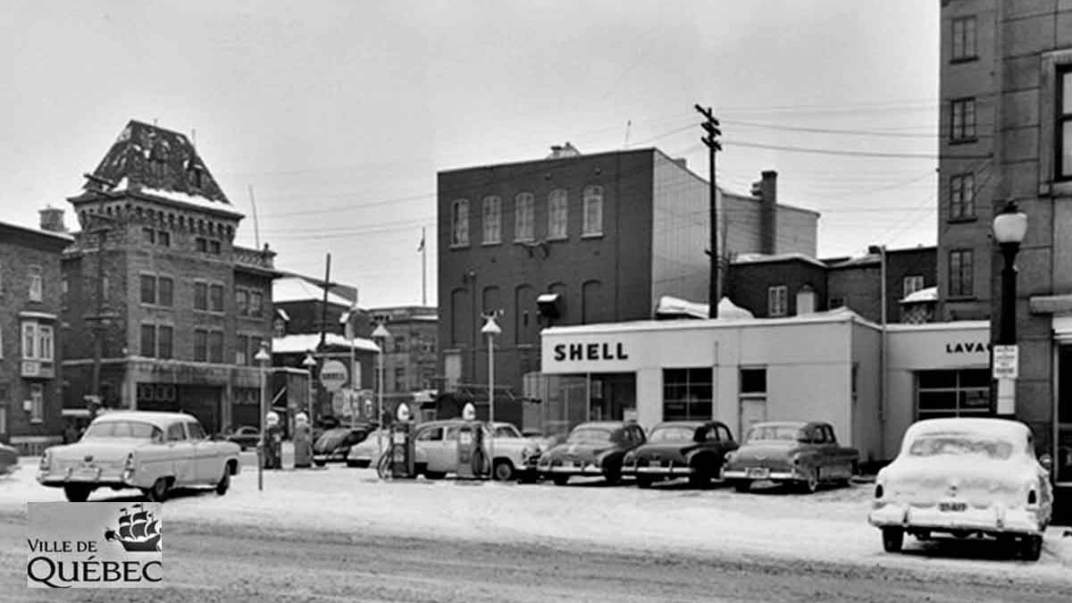 Saint-Roch dans les années 1950 (22) : caserne de pompier et station-service | 15 décembre 2019 | Article par Jean Cazes