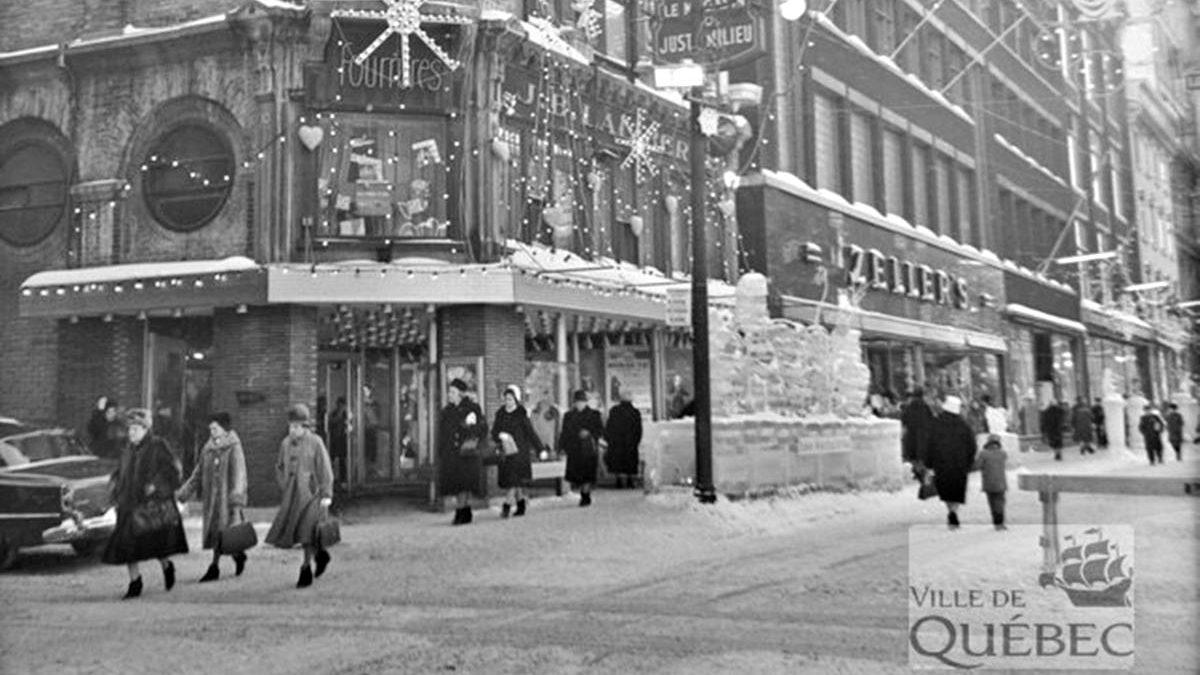 Saint-Roch dans les années 1960 (34) : la « promenade des glaces » de la rue Saint-Joseph | 9 février 2020 | Article par Jean Cazes