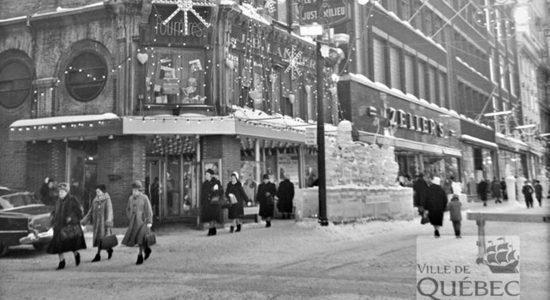 Saint-Roch dans les années 1960 (34) : la « promenade des glaces » de la rue Saint-Joseph - Jean Cazes
