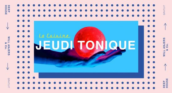 Jeudi Tonique – Deep House | Lou & Will Anjers