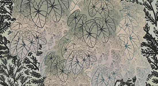 Ici, le jardin par Noelle Wharton-Ayer