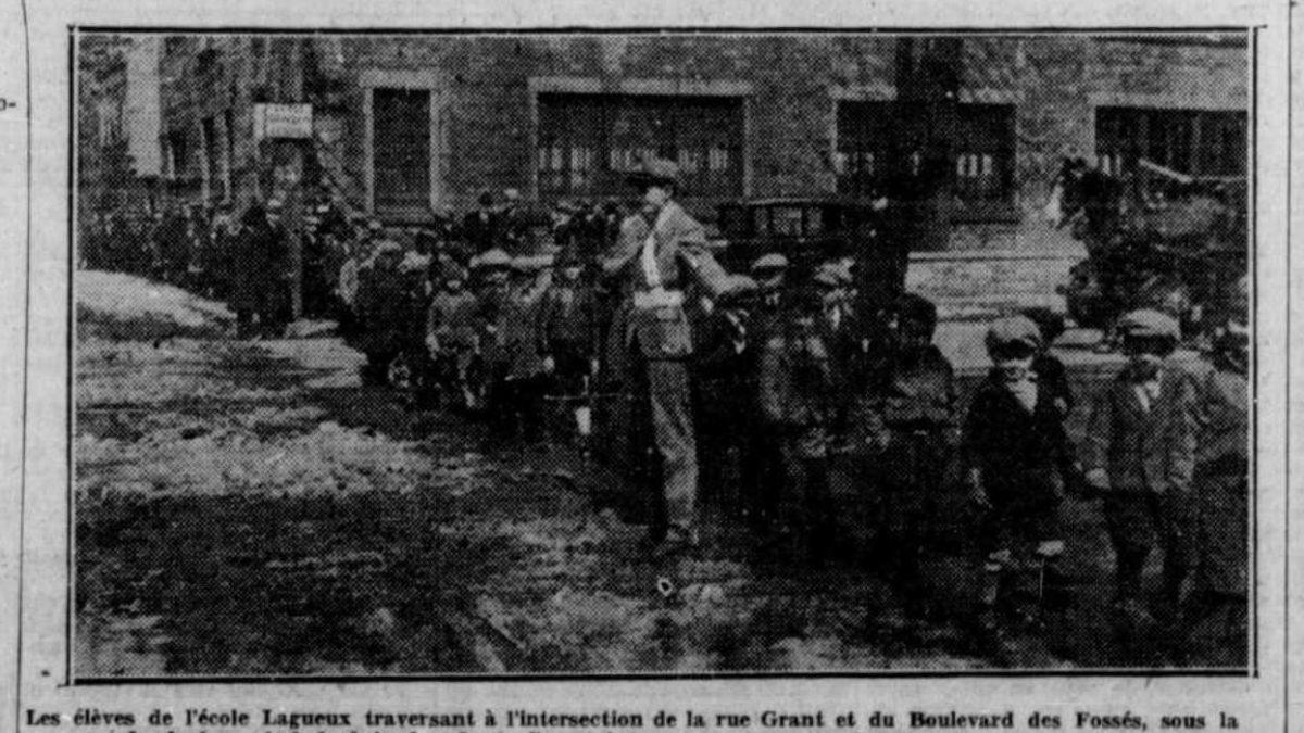 La brigade de sécurité de Saint-Roch | 12 décembre 2019 | Article par José Doré