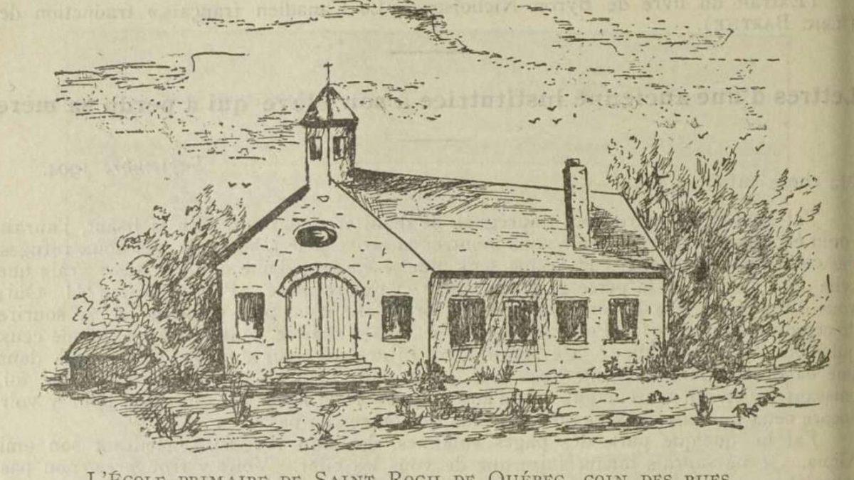 La maison d'école de la fabrique dite chapelle | 20 décembre 2019 | Article par José Doré