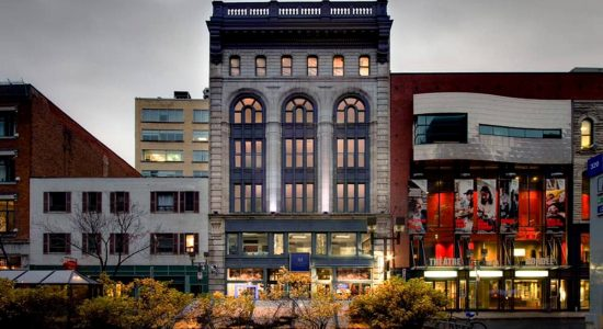 Les Lofts du Théâtre - rendu