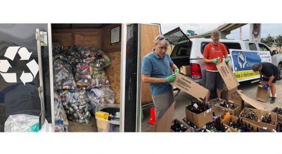 Projet-pilote des Valoristes : 110 446 contenants consignés sauvés des déchets - Suzie Genest